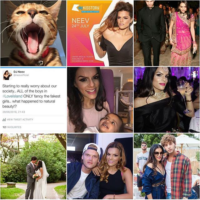 Ooooo #2018 you have been an absolute belter of a year! Big Bengal Cat yawns.. Djing in Ibiza.. remembering magical moments from our two incredible weddings.. remembering dance legends.. hosting Kisstory on the Common.. to my little girl Genevieve.. just yes! Can't wait to see what #2019 has in store! #best9of2018 #top9
