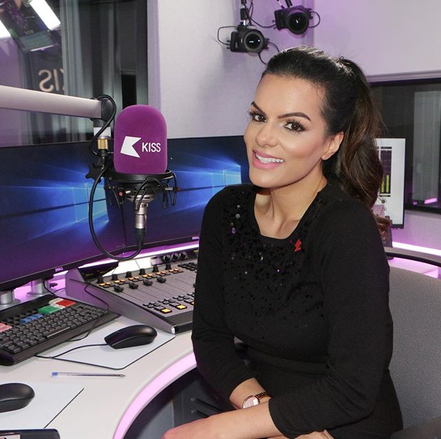 So here goes... feels like the first day of school! Back on my Mid Morning slot @kissfmuk .. tune into me from 10am and get involved with that mega Kisstory hour at 11! #newyear #kisstory #kissfmuk #2019 #workingmama 🙏🏽