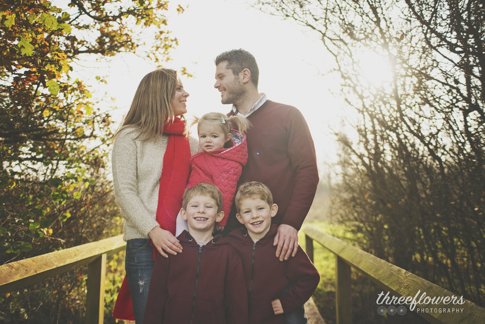 Three Flowers Photography Essex Lifestyle Photographer Family Autumn Portrait