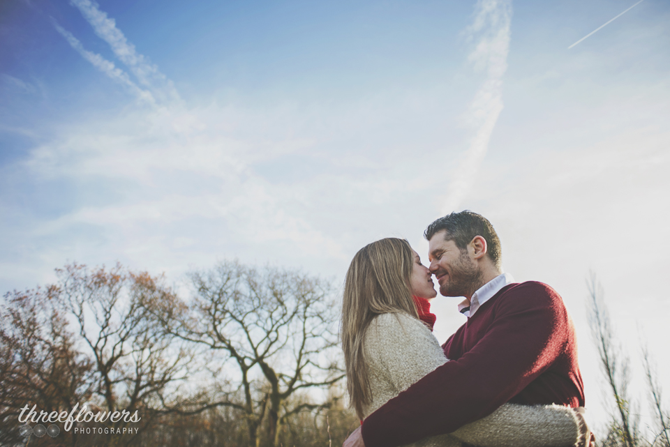 Three Flowers Photography Essex Lifestyle Photographer Couples Autumn Portrait