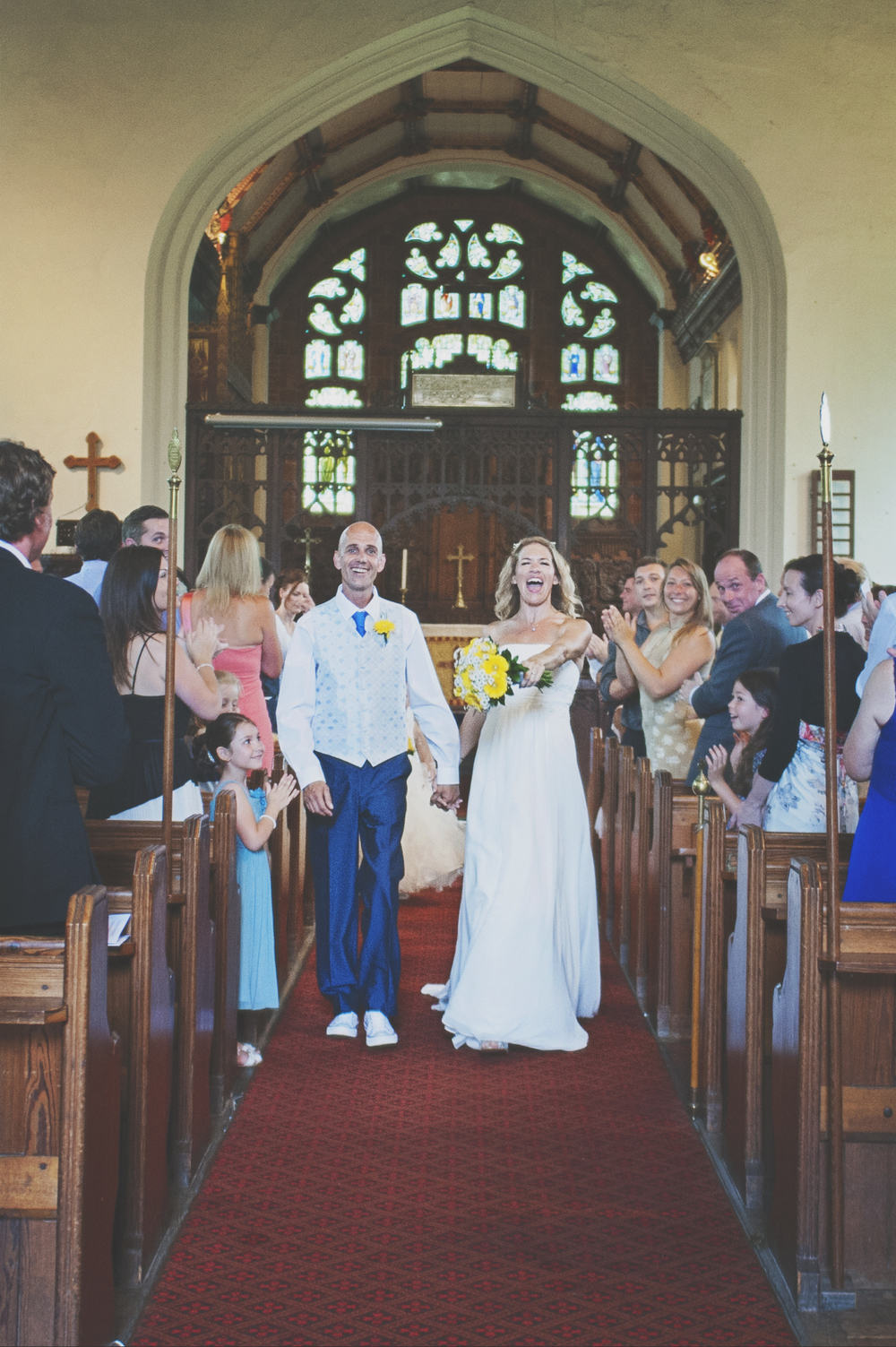 Three Flowers Photography Alternative Essex Weddings  Bride and Groom