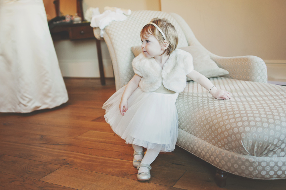 Three Flowers Photography Hylands House Essex Wedding Flower Winter Flower Girl