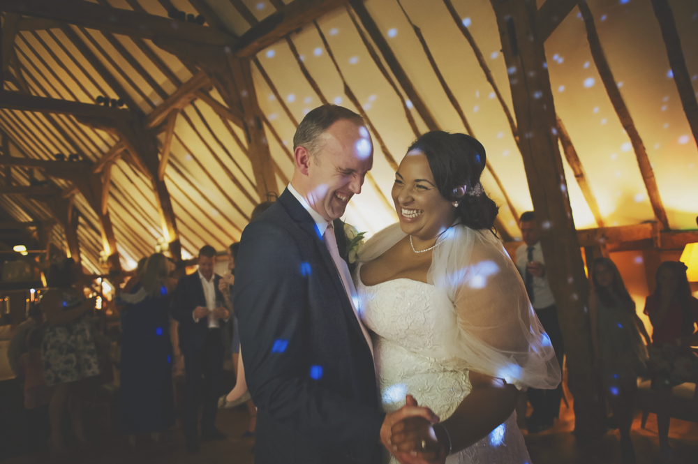 Three Flowers Photography Barn Brasserie Essex Wedding Bride Groom First Dance