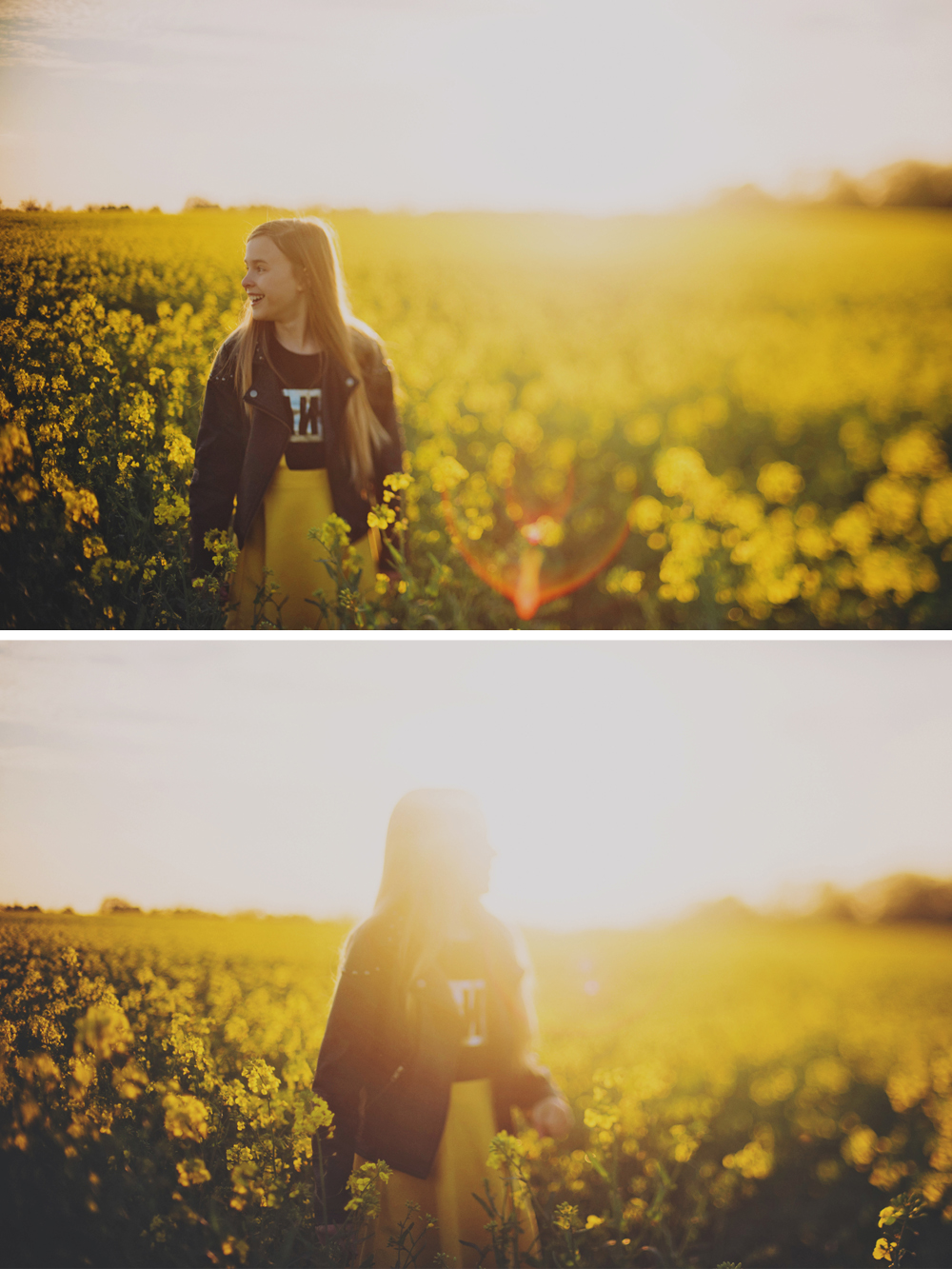 Three Flowers Photography Essex Wedding & Lifestyle Photographer Kids Sunset Golden Hour shoot