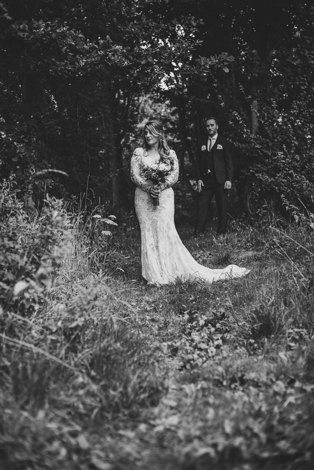 Rustic Bride Essex UK Documentary Wedding Photographer