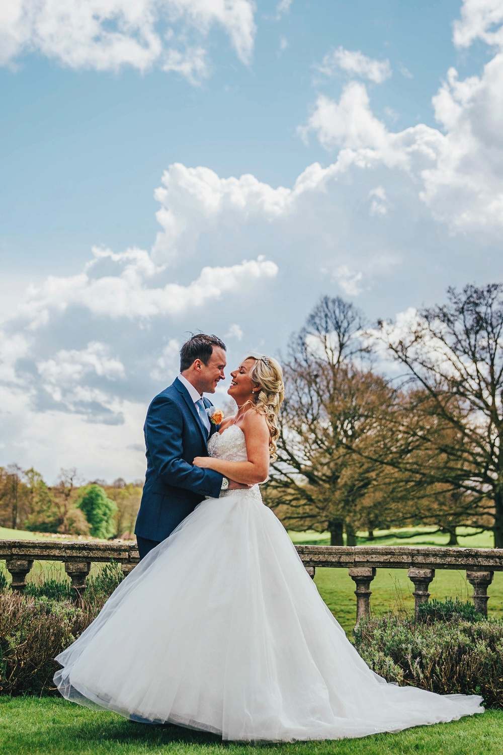 Spring Wedding Parklands Quendon Park Essense Designs Essex UK Documentary Wedding Photographer