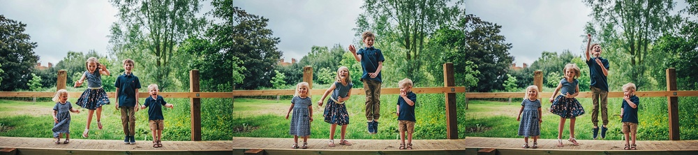 Evening Summer Family Portrait Shoot Braintree Essex UK Documentary Portrait and Lifestyle Photographer