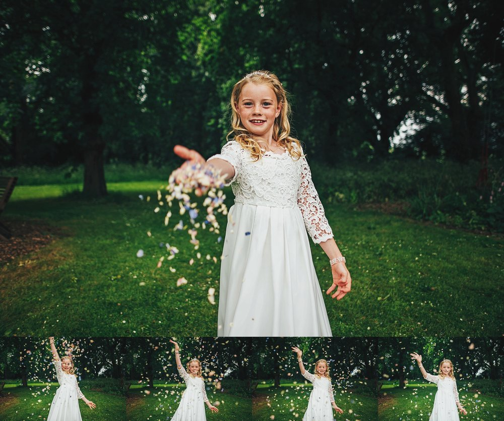 Rustic Secret Garden Inspired Baddow Park Wedding Essex UK Documentary Wedding Photographer