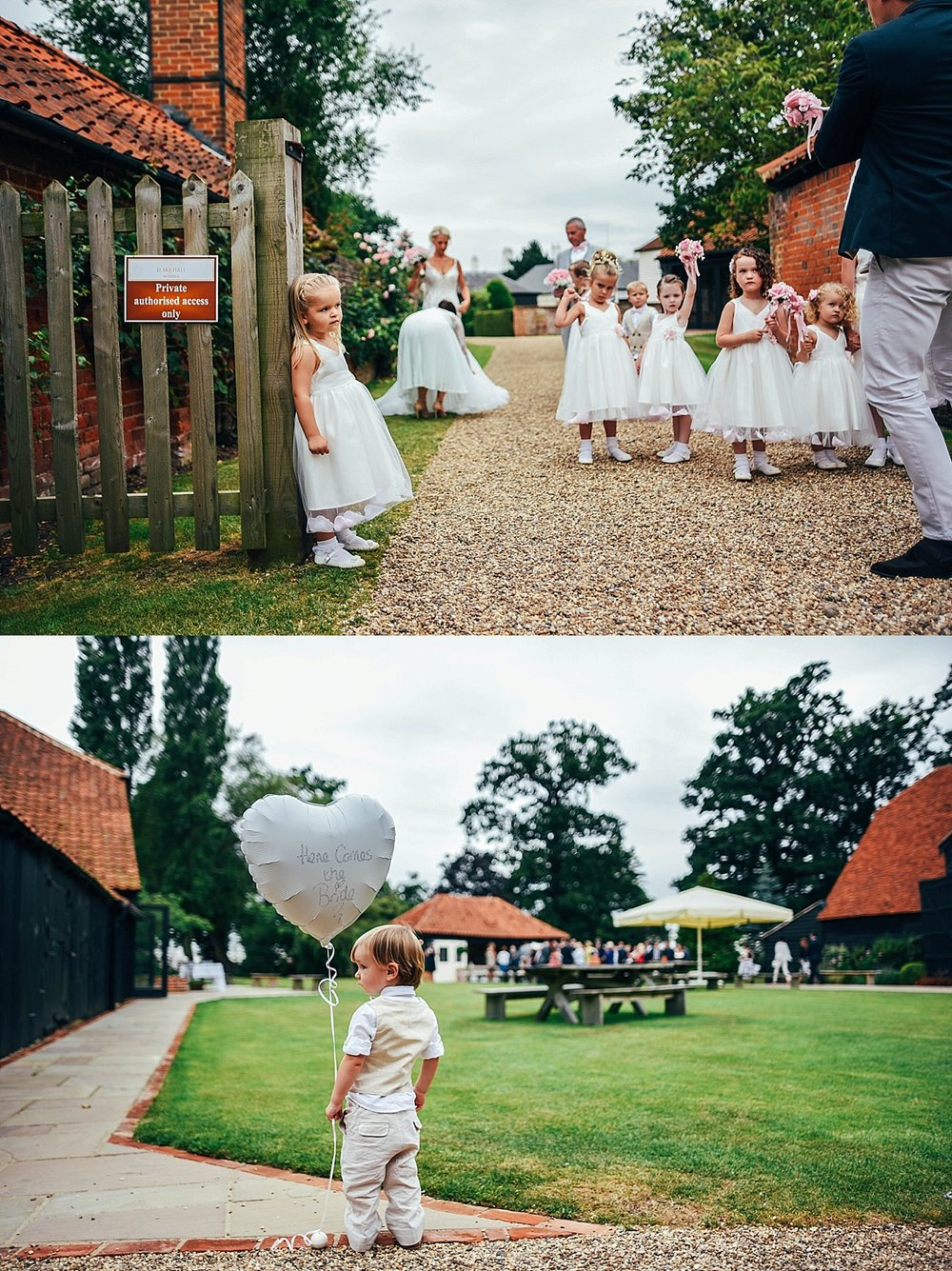 Bride Groom Essex Wedding Photographer Documentary Blake Hall Bridesmaids waitw