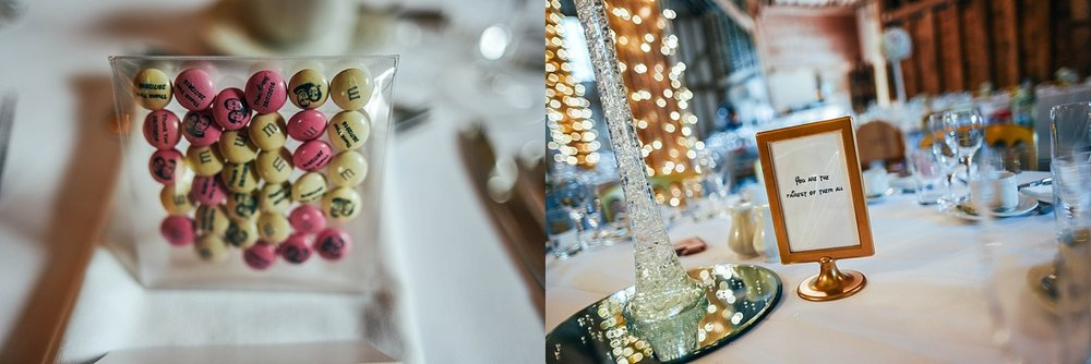 Bride Groom Essex Wedding Photographer Documentary Blake Hall Table Decor