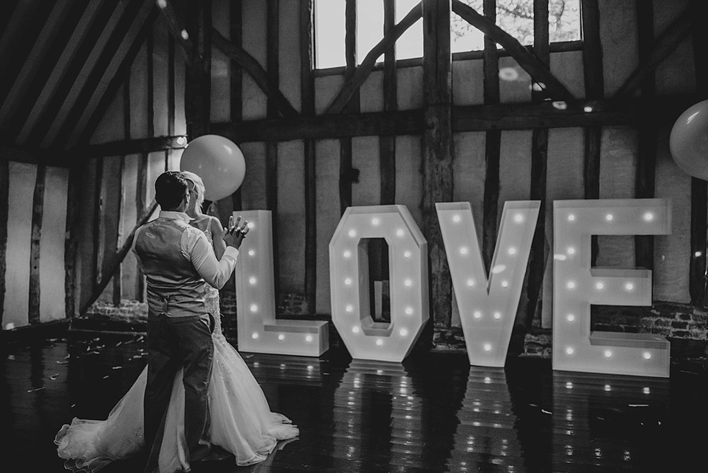 Bride Groom Essex Wedding Photographer Documentary Blake Hall Dancing Marquee Lights