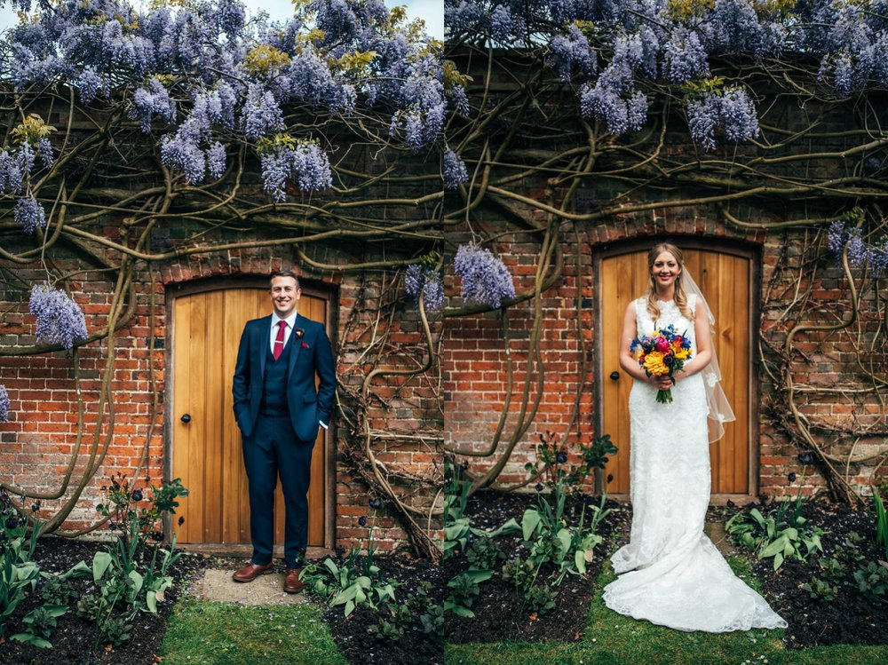 Colourful Rustic Spring Blake Hall Ongar Barn Wedding Essex UK Documentary Wedding Photographer
