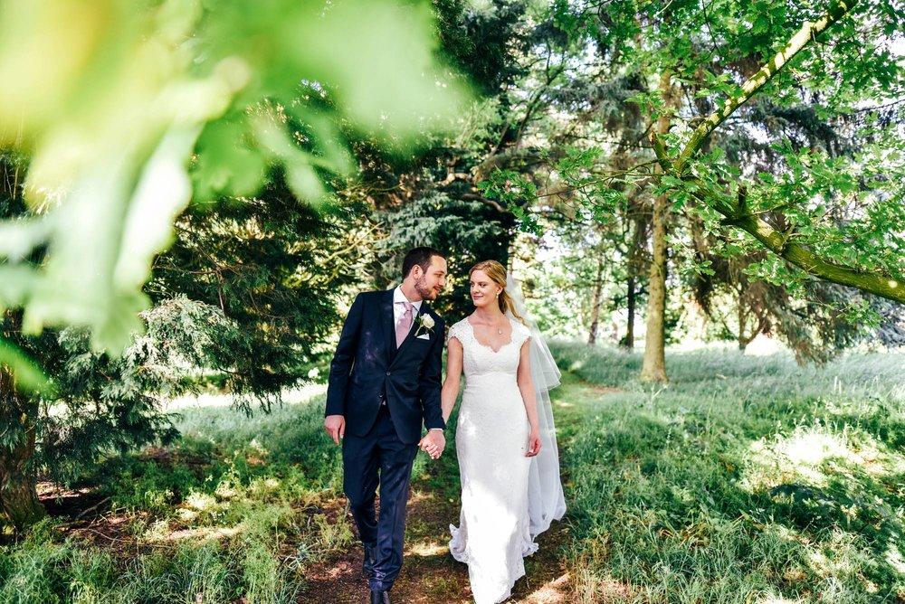 Elegant English Wedding Pink Flower Crowns Norwich Cathedral Kimberley Hall Bride wears Katrine Mogensen Essex UK Documentary Wedding Photographer