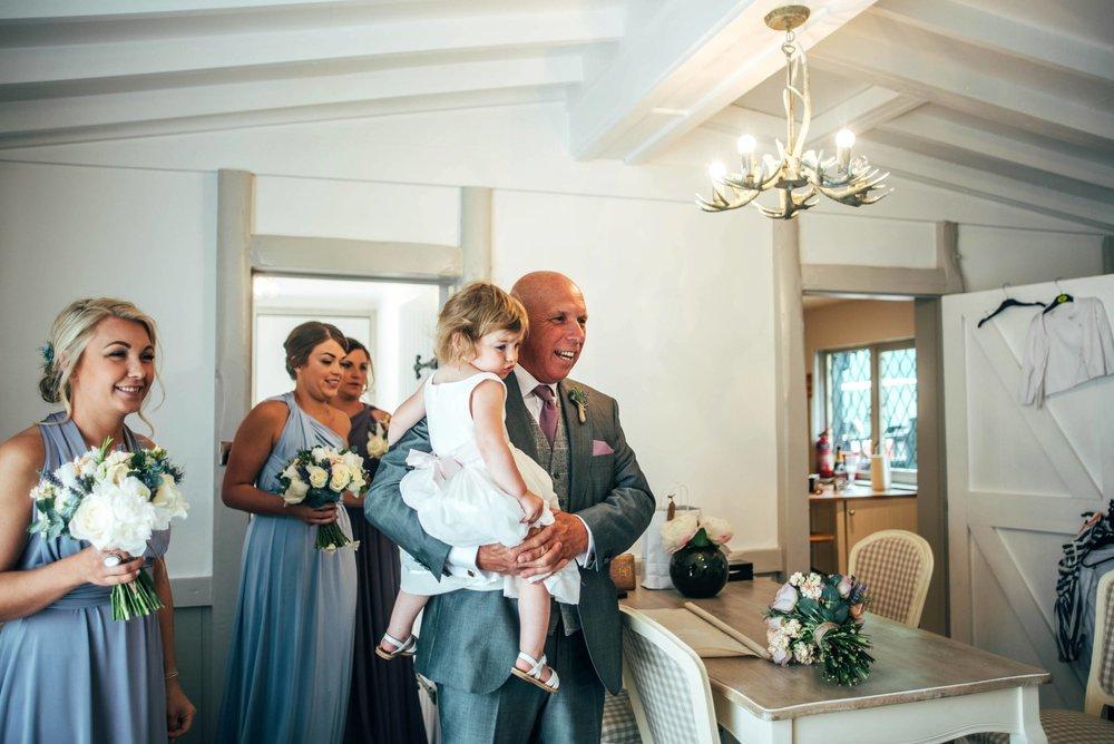 Grey & Lilacs Rustic Old Brook Barn Wedding Bride wears Enzoani Essex Documentary Wedding Photographer