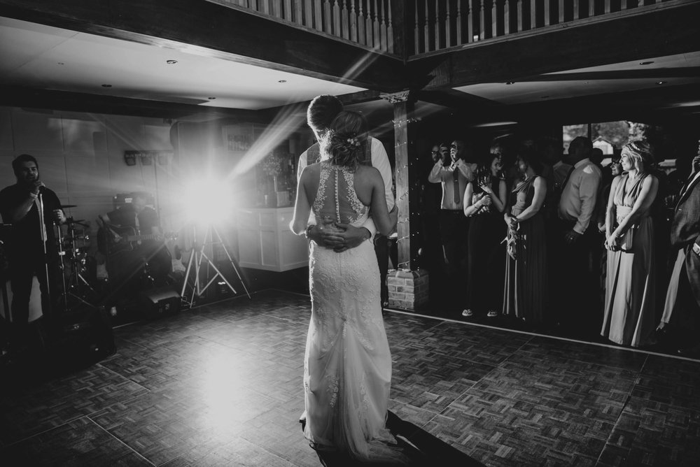 Grey & Lilacs Rustic Old Brook Barn Wedding Bride wears Enzoani Essex Documentary Wedding Photographer