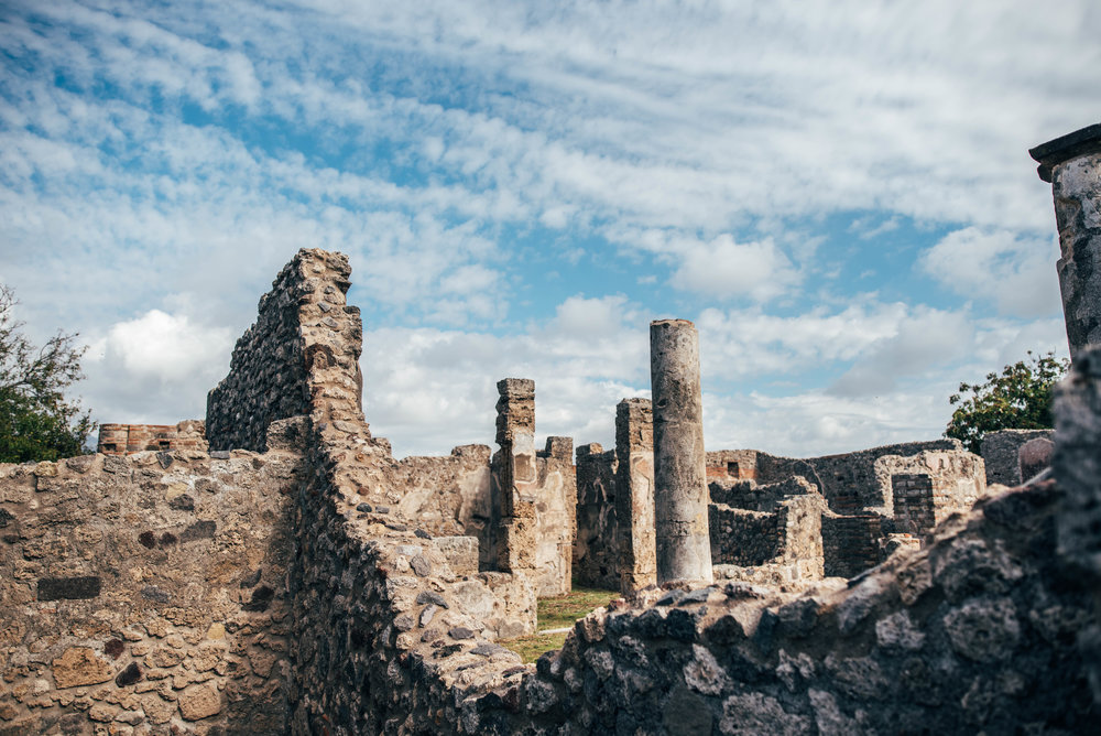 Pompeii Ruins Essex Documentary Wedding Photographer