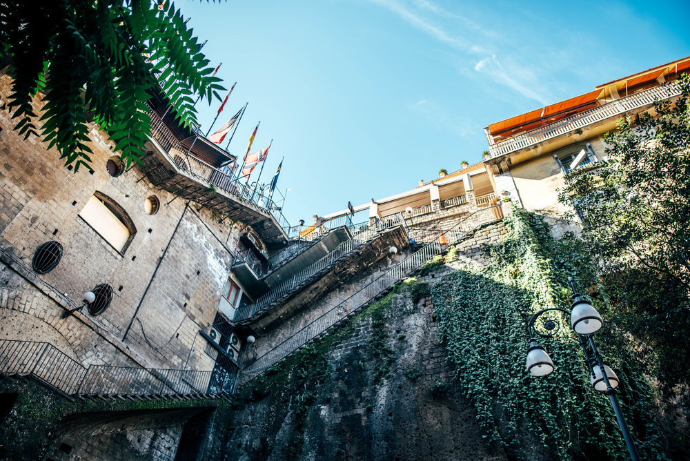 Sorrento, Pompeii & The Amalfi Coast Essex UK Documentary Wedding Photographer