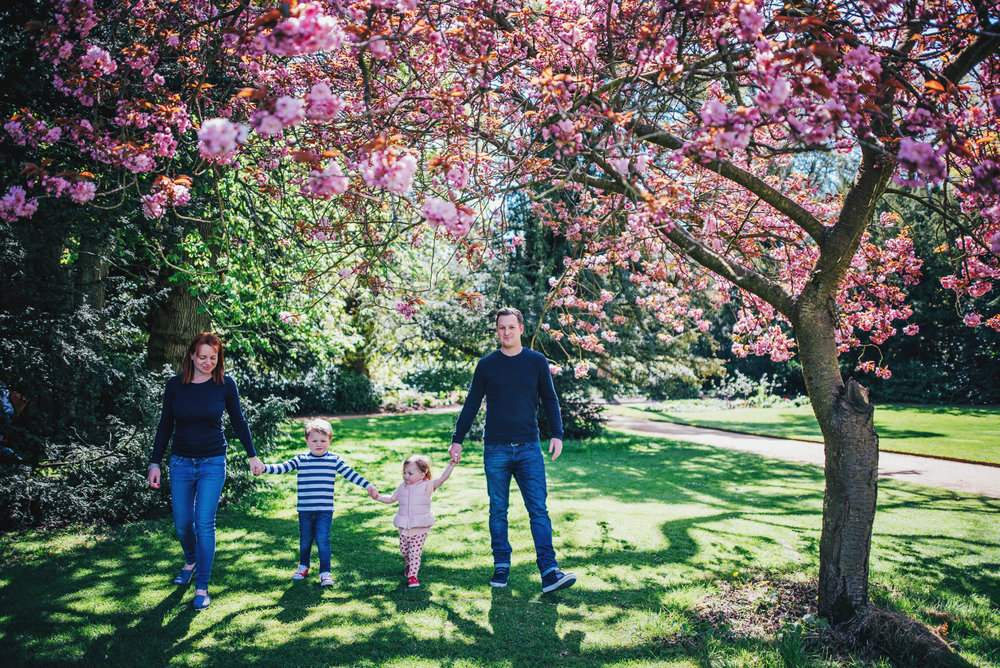 Spring Portraits Essex Documentary Wedding Photographer