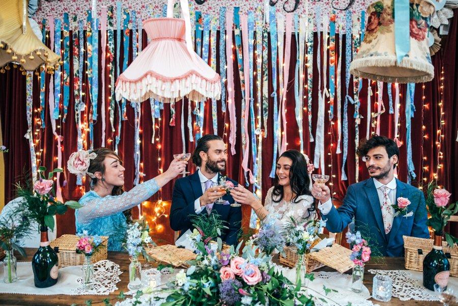 Boho Festival Village Hall Wedding Styling Ideas Essex Documentary Wedding Photographer