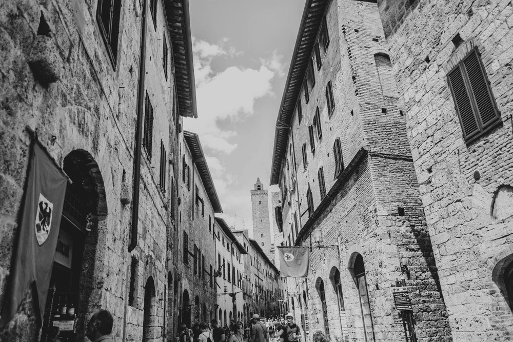 St Gimignano Tuscany Essex Documentary Travel Photographer