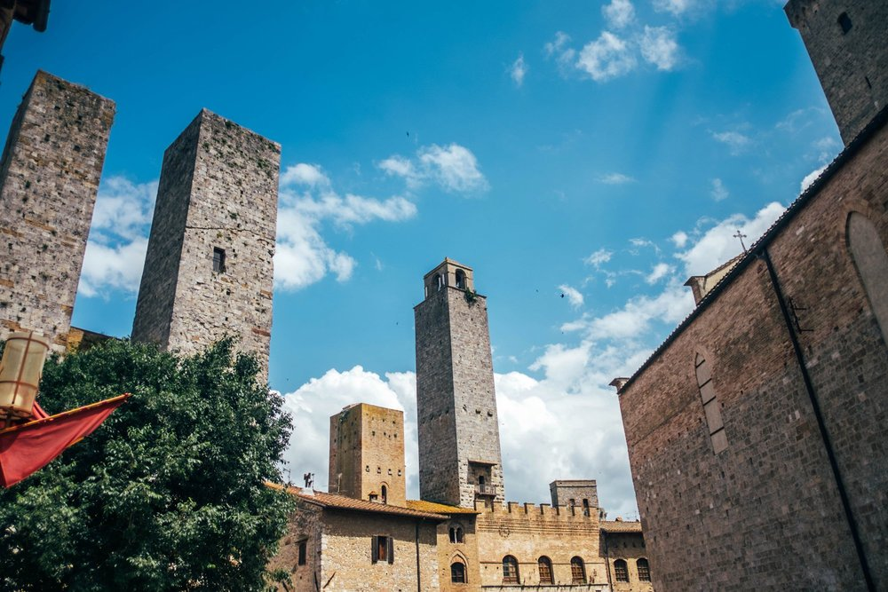 St Gimignano Tuscany Essex Documentary Wedding Travel Photographer