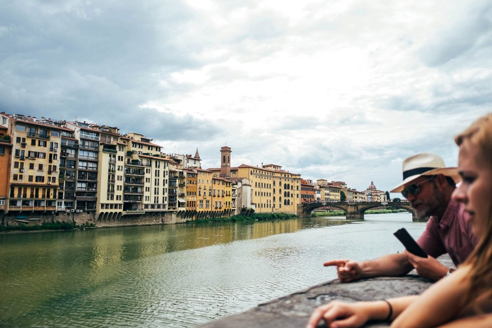 The Arno Florence Essex Documentary Travel Photographer