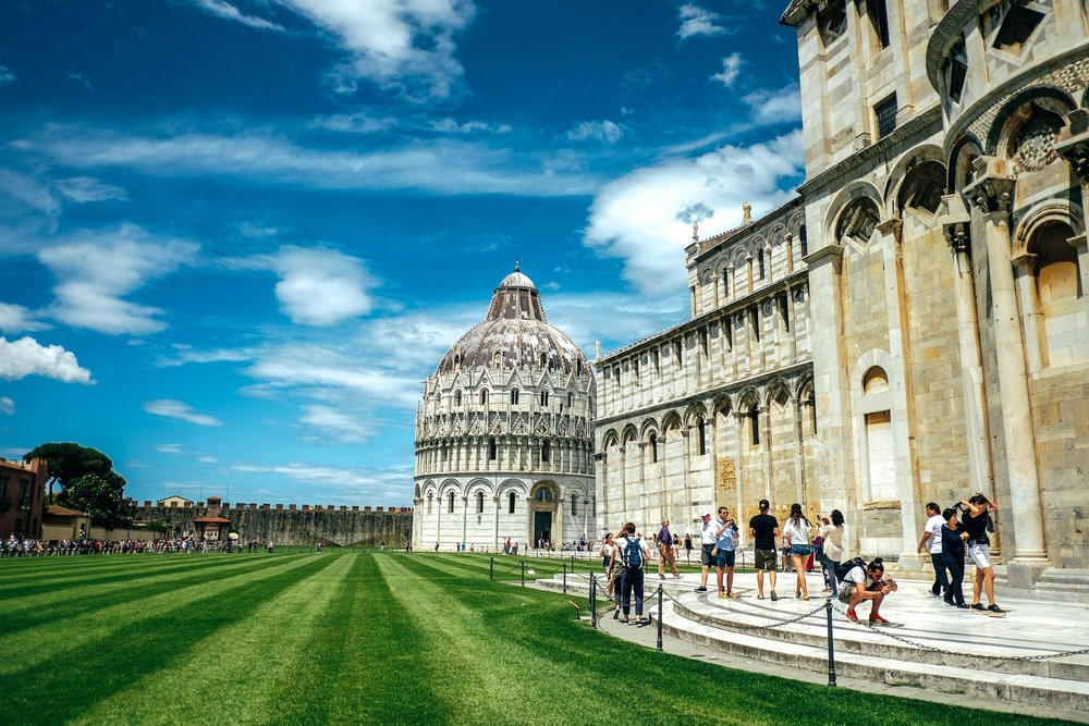 Pisa Italy Essex Documentary Wedding Travel Photographer