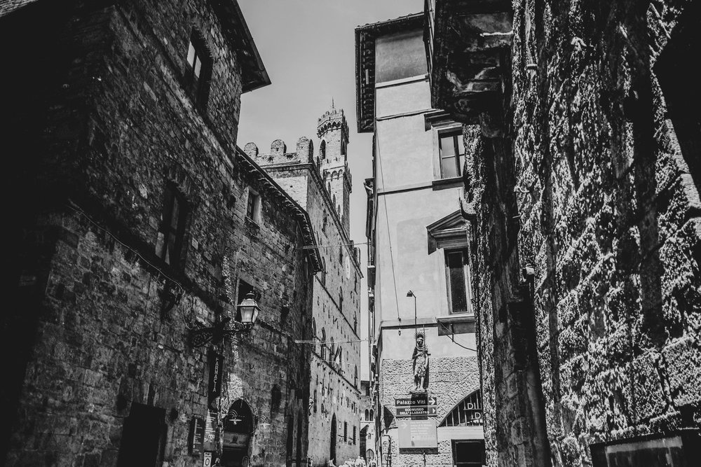 Streets of Volterra Tuscany Essex Documentary Travel Photographer