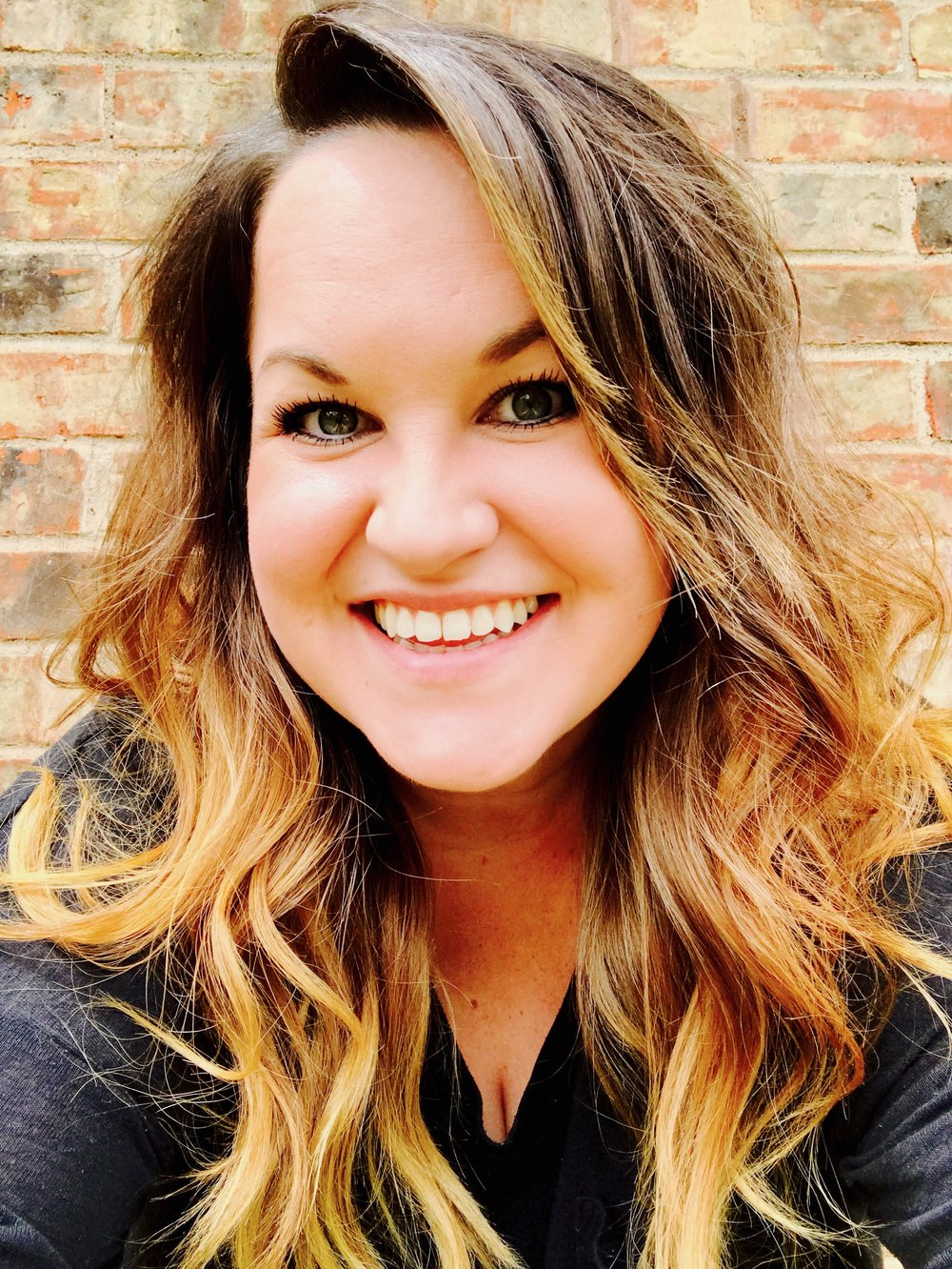 Haleigh Simmons - HI! My name is Haleigh. I'm married to a wonderful man with a giant beard. He fulfills all my Mountain Man fantasies!We have a sweet little girl name Rylee and 2 Pomeranians, Vader & Leia, that just so happen to be the most annoying dogs on the planet, but we love them anyway.Guacamole is my life and I may or may not jam out to the Boys II Men Pandora Station regularly.I enjoy long walks on the beach... I mean, NAPS. I really enjoy naps and I hate wearing pants.