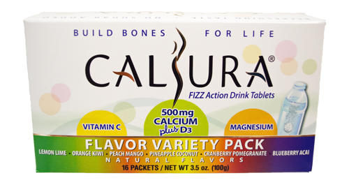 Variety Pack (Box of 16 packets)