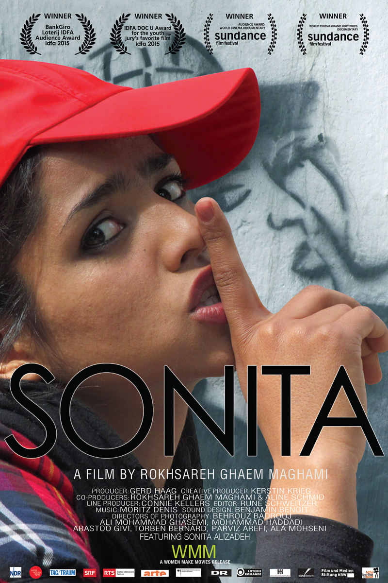 Sonita is an 18-year-old female, an undocumented Afghan illegal immigrant living in the poor suburbs of Tehran. She is a feisty, spirited, young woman who ...