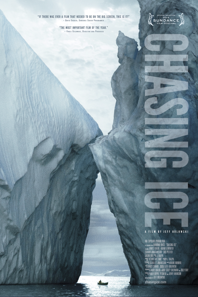 Chasing Ice — Films We Like