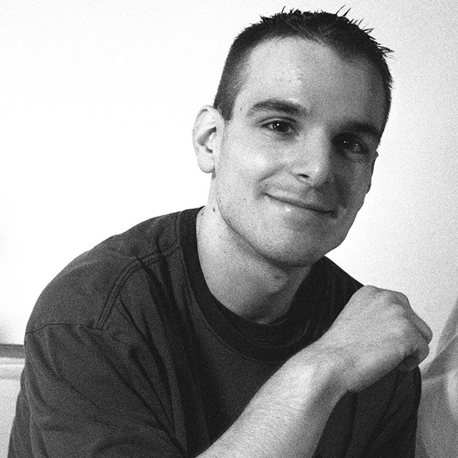 Andrew Sabourin  Graphic Designer, Illustrator
