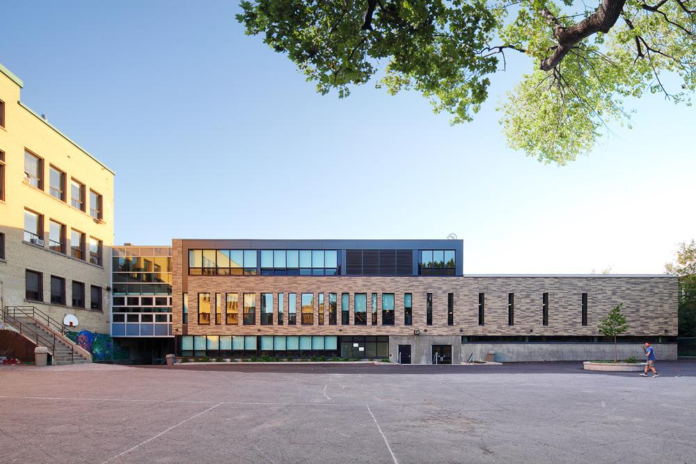 École Notre-Dame-De-Grâce / Lemay+MMA