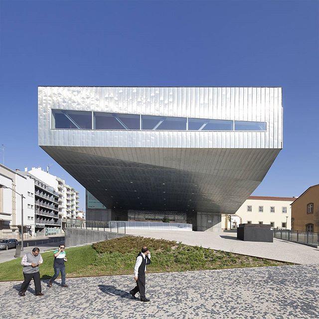 Centro de Cultura Contemporânea #castelobranco #portugal #cantilever #mateoarquitectura @mateoarq