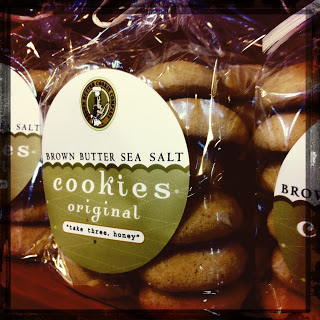 (   Brown Butter Cookies      . .. please acquaint yourself  )