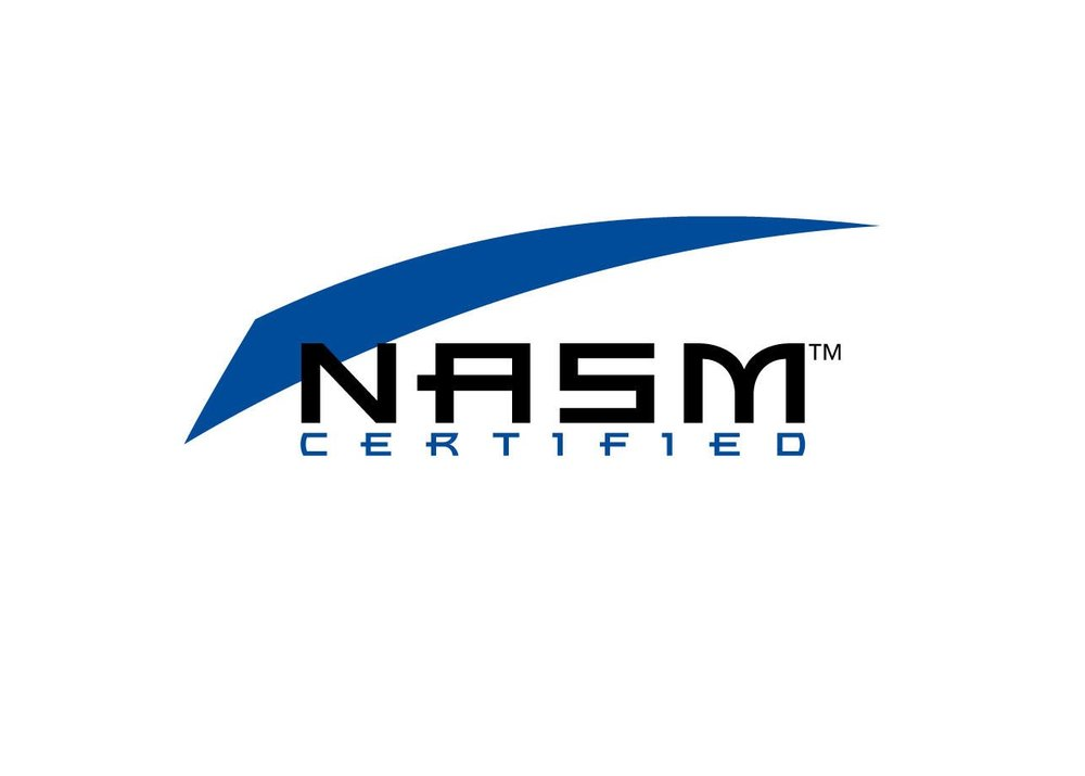 NASM-certified