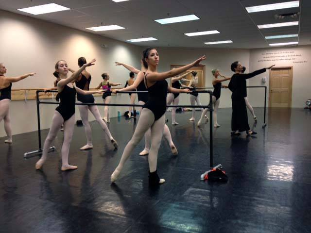 Ballet 5:8 Summer Intensive 2014