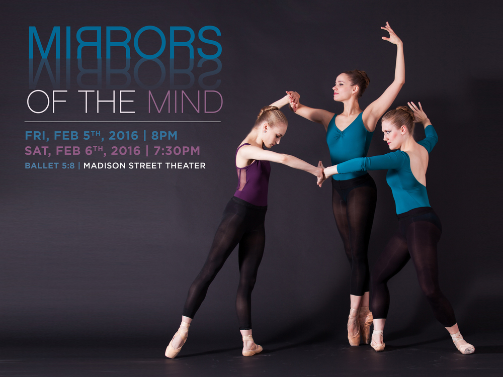 Ballet 5:8 Mirrors of the Mind