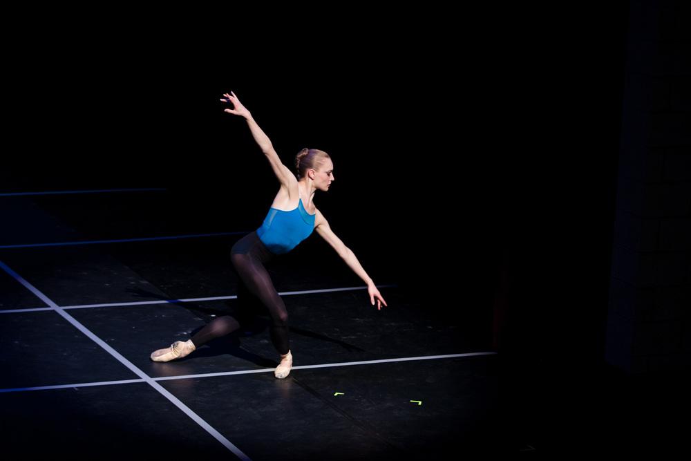 Lauren Ader-Cumpston in Julianna Salger's Interplay