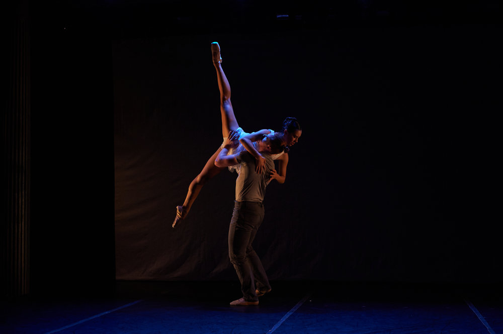 Image of the Invisible | Vivid Ballet