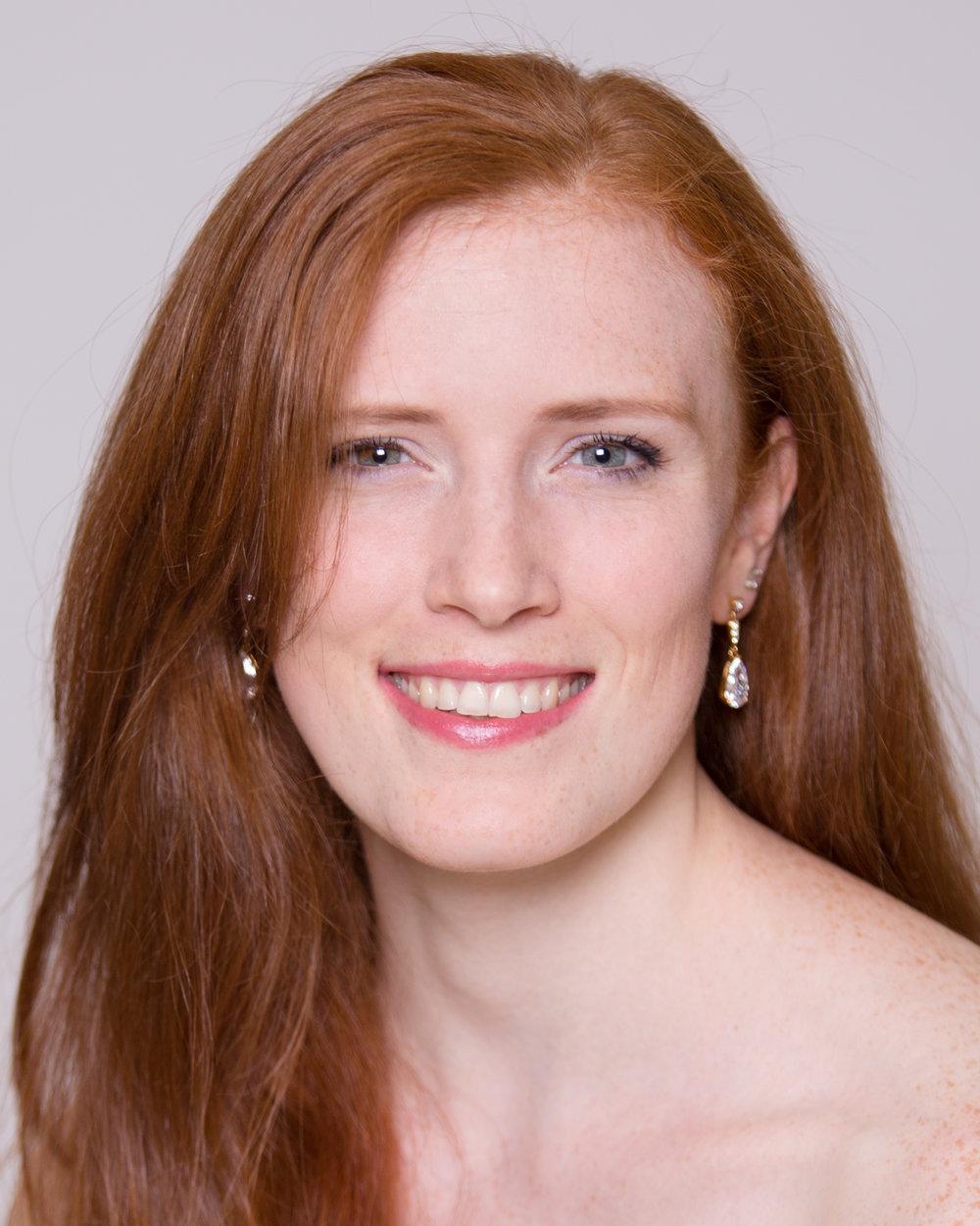 Lorianne Barclay - Ballet 5:8 Solo Artist