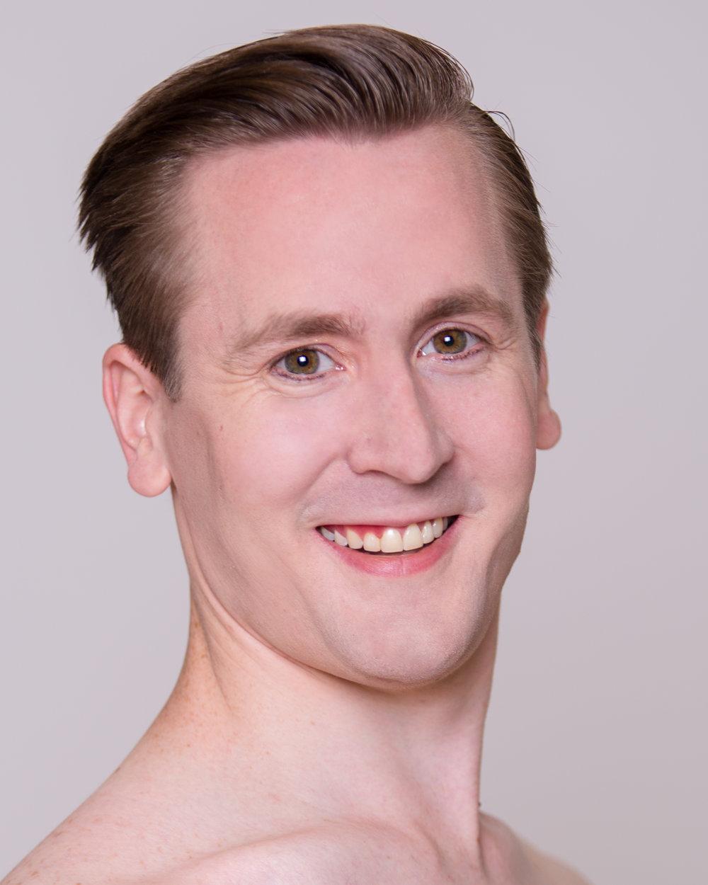 Samuel Opsal - Ballet 5:8 Company Artist