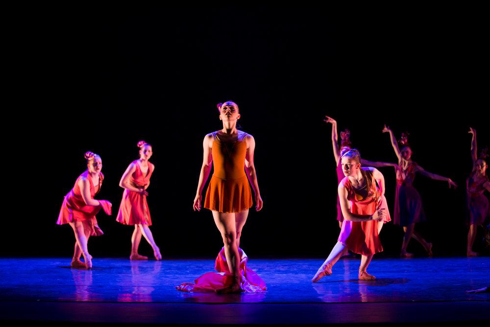 Ballet 5:8's  All God's Children