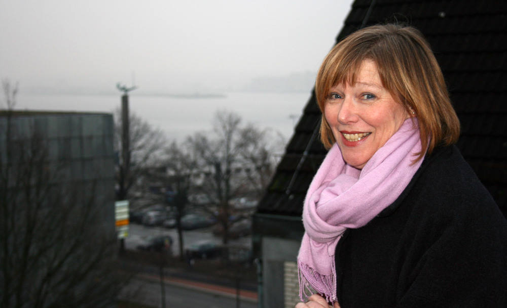 Radiojournalistin Ines Barber