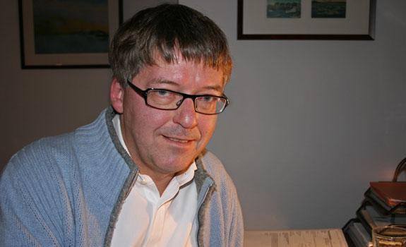 Bundestagsabgeordneter Hans-Peter Bartels
