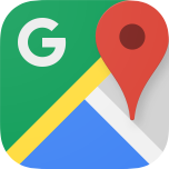 Google Maps  Just the best maps app out there.