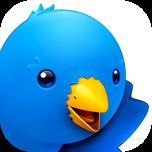 Twitterrific  Meine Lieblings-Twitter-App.(Mein Account ist  hier .)