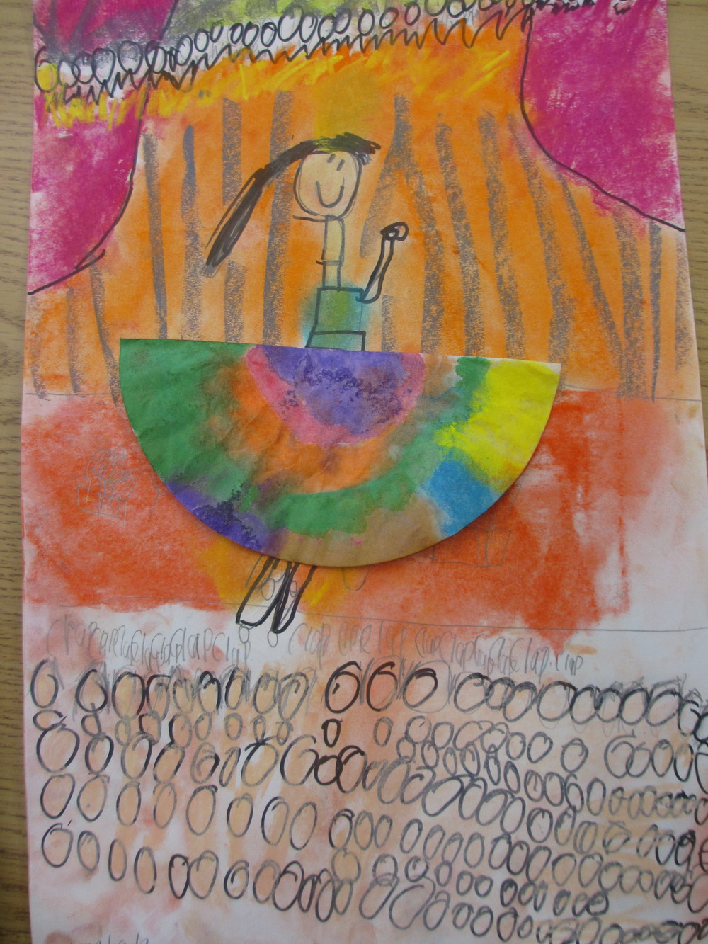 third grade dancer  chalk pastel.JPG