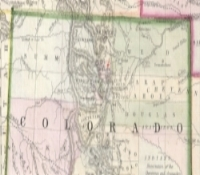 Picture of Colorado Map